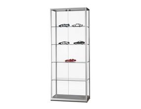 ALUDRA - vitrine en aluminium