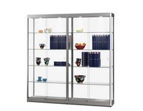 MENKA - vitrine en aluminium
