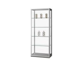 MERAK - vitrine en aluminium