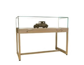Vitrines table comptoir en aluminium - Vitrines table comptoir en kit